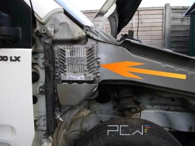 Ford Transit Connect Ecu Location - PrecisionCodeWorks