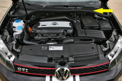 VW Golf Mk6 Ecu Location  PrecisionCodeWorks