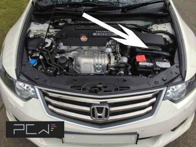 Honda Accord 2.2 cdti Ecu Location 2008 - 2012 ...